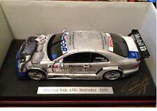 1:18 Maisto Mercedes AMG Autograph RAR