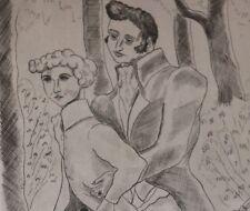 1926 Chas Laborde 15 eaux-fortes érotiques Chanson Béranger 1/250 Bibliophilie