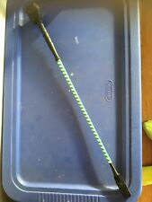 Whip Watch Riding Crop Racetrack Bat Green And White