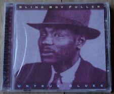 Blind Boy Fuller - Untrue Blues (1998) - Brand New CD  - In Wrappers
