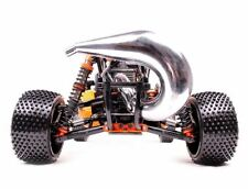 Rovan Gen 2 Dominator Rear Pipe For KM, Rovan & HPI Baja 5B 5T