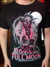 Disturbia Clothing T-Shirt Blood Of The Full Moon Werwolf Limitiert