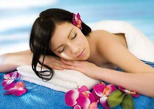 Wellness Massage Gutschein SWEET ORANGE Berlin Massage