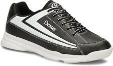 Boys Dexter JACK II Jr New Lightweight Bowling Shoes Color Black/White Sizes 1-6