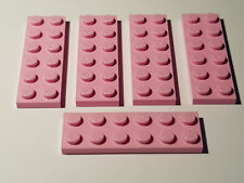 LEGO® 5 x 3795 Platte 2 x 6 hellpink 4625633 (#AC17) Bright Pink rosa