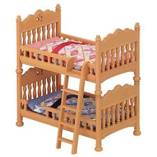 Sylvanian Families Calico Critters Double Bunk Bed Set