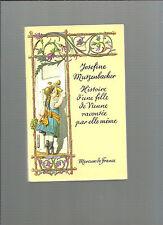 Histoire d'une fille de Vienne racontée par elle-même Josefine Mutzenbacher E19