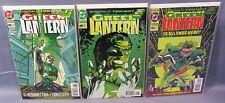GREEN LANTERN #48 49 50 (Emerald Twilight, Kyle Rayner 1st app) NM DC Comic 1994