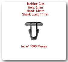 (Lot 1000 Pc) Multi Purpose Molding Clip Retainer 90467-08004 08011 Fits: Lexus