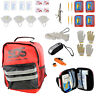 SDS | 4 Person 72 Hour Emergency Kit – First Aid Kit Bug Out Survival Gear Kit