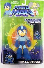 Mega Man Retro-Roto Mega Man Action Figure (As Is)