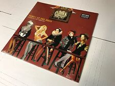 NEW SUPER RARE Panic! At The Disco - A Fever You Can't Sweat Out Red Vinyl LP