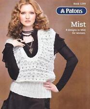Patons Dress Contemporary Crocheting & Knitting Patterns
