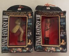 x2 SEALED Banpresto Japan Final Fantasy VIII 8 Figures - 1999 - Irvine & Quistas