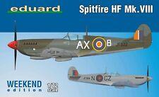 Eduard Weekend Edition 1:72 Scale - Spitfire HF MK. VIII Model Kit 7449