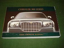 2005 CHRYSLER 300 OWNER'S MANUAL