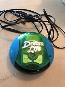 Hasbro Dream Life TV Video Game With Wireless Remote Plug N Play 2005 - TESTED