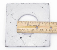 Metal 4x4 Lens Board Lensboard #25631 with @ 48mm Hole Size - Graflex Kodak