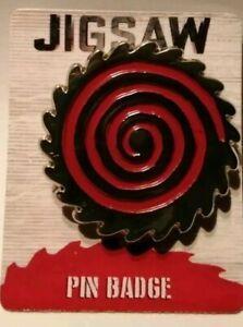 SAW Pin Badge -  JIGSAW  new