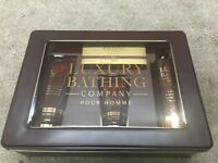 THE LUXURY BATHING COMPANY POUR HOMME GIFT SET