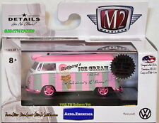 M2 MACHINES 2017 NEW YORK TOY FAIR 1960 VW DELIVERY VAN CHASE