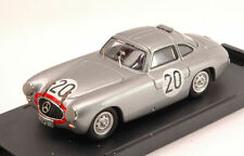 Mercedes 300 SL Coupe' #20 2nd Le Mans 1952 T. Helfrich 1:43 Model BANG