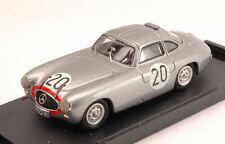 Mercedes 300 SL Coupe' #20 2nd Le Mans 1952 T. Helfrich 1:43 Model BANG