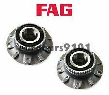 BMW 525iT FAG (2) Front Wheel Bearing & Hub Assemblies 31221139348 576681EA