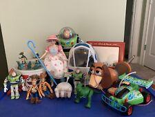 Lot Disney Pixar Toy Story Original Toys