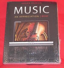 Music Set : An Appreciation by Roger Kamien (2010, Other / Paperback, Brief Edit