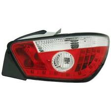 Coppia fari fanali posteriori TUNING SEAT IBIZA 2008 > 3 porte rosso LED