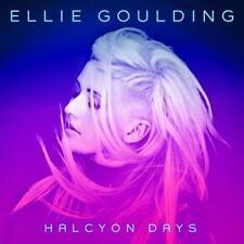 ELLIE GOULDING  Halcyon Days (New Version)   CD  NEU & OVP