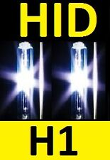 H1 1pr 35W 55W 70W HID Globes Bulbs - 2 yr warranty Melbourne seller - any color