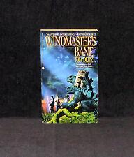 Tom Deitz - Windmaster's Bane - 1986 Avon paperback original - 1st printing
