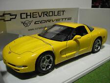 CHEVROLET CORVETTE COUPE 2000 MILLENNIUM 1/18 UT Models 21101 voiture miniature