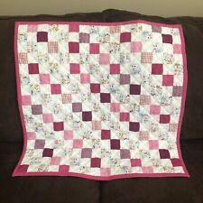 Handmade Preemie Baby Quilt
