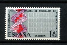 Spain 1969 SG#1978 Biochemical Congress MNH #A23393