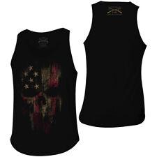 Grunt Style American Reaper Tank Top - Black