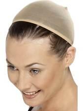 Skin Tight Nude Bald Wig, Wig Cap Fancy Dress