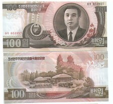 Korea  100 won Banknote UNC 1992