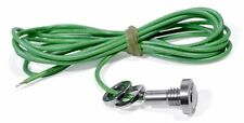 Manubrio Installazione 5mm Tasto a pressione Interruttore cromo