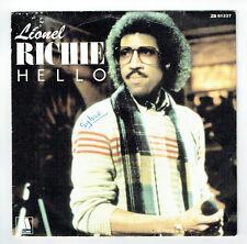 "Lionel RICHIE Vinyl 45 tours SP 7"" HELLO - YOU MEAN MORE TO ME - MOTOWN 61337"