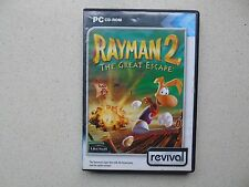 Rayman 2 The Great Escape - PC CD-Rom Game