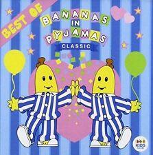 BANANAS IN PYJAMAS Best Of Bananas In Pyjamas Classic CD BRAND NEW ABC For Kids