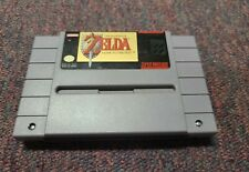 New listing The Legend of Zelda A Link to the Past (Super Nintendo, 1992) SNES