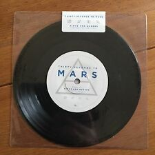 "Thirty Seconds To Mars - Kings And Queens  7"" Black  Vinyl Sealed"