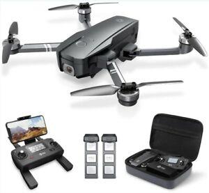 Holy Stone HS720 GPS Camera Drone with 4K UHD - Black