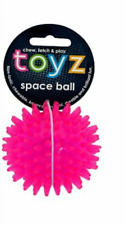 Petface Toyz Space Ball Dog Toy - Large - Pink