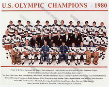 1980 USA OLYMPIC GOLD MEDAL HOCKEY TEAM MIRACLE ON ICE 8X10 PHOTO