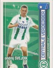 32c03290566 All Stars TCG 2007/2008 Trading Card Ondrej Svejdik FC Groningen